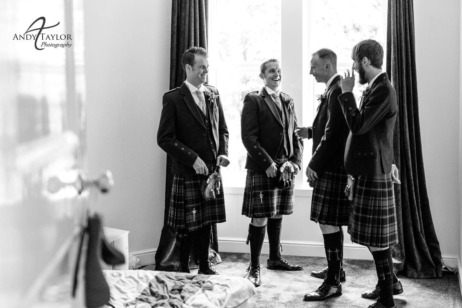 laura amp duncan�s wedding photography on the isle of bute