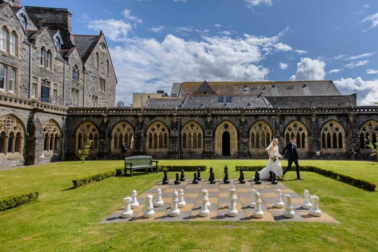Anneka & Dan's Wedding at The Highland Club in Fort Augustus