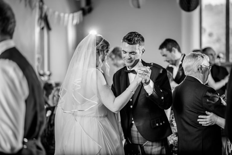 Carly & Gerry's Wedding at Duisdale House, Isle of Skye