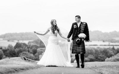 Kimberley & Craig's Wedding at St. Michael's Church, Linlithgow