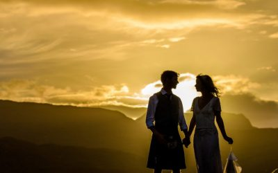 Lisa & Mike's Wedding Photography at the Ceilidh Place, Ullapool