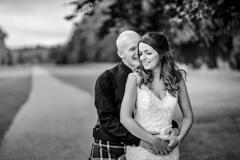 Nicola & Robert's Wedding Photography at Brodie Castle