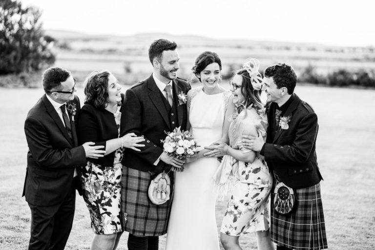 Halkirk Caithness Wedding Photography-59