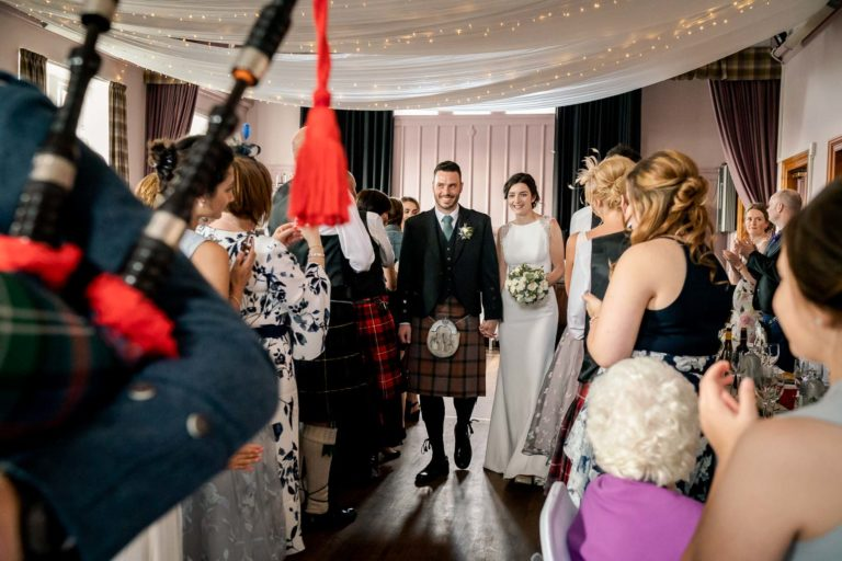 Halkirk Caithness Wedding Photography-63