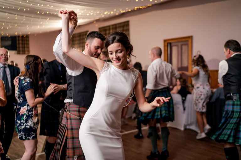 Halkirk Caithness Wedding Photography-92